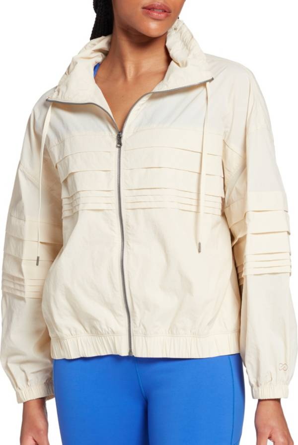 CALIA by Carrie Underwood Women's Crinkle Pleated Jacket product image