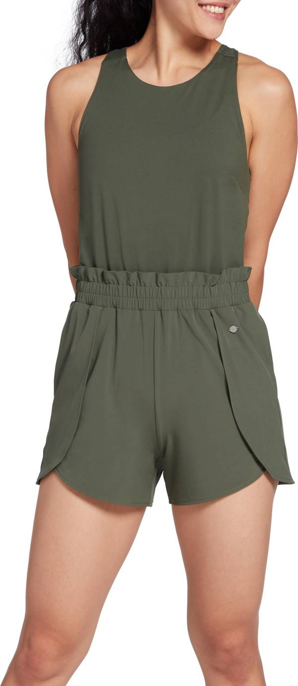 CALIA by Carrie Underwood Women's Flutter Romper product image