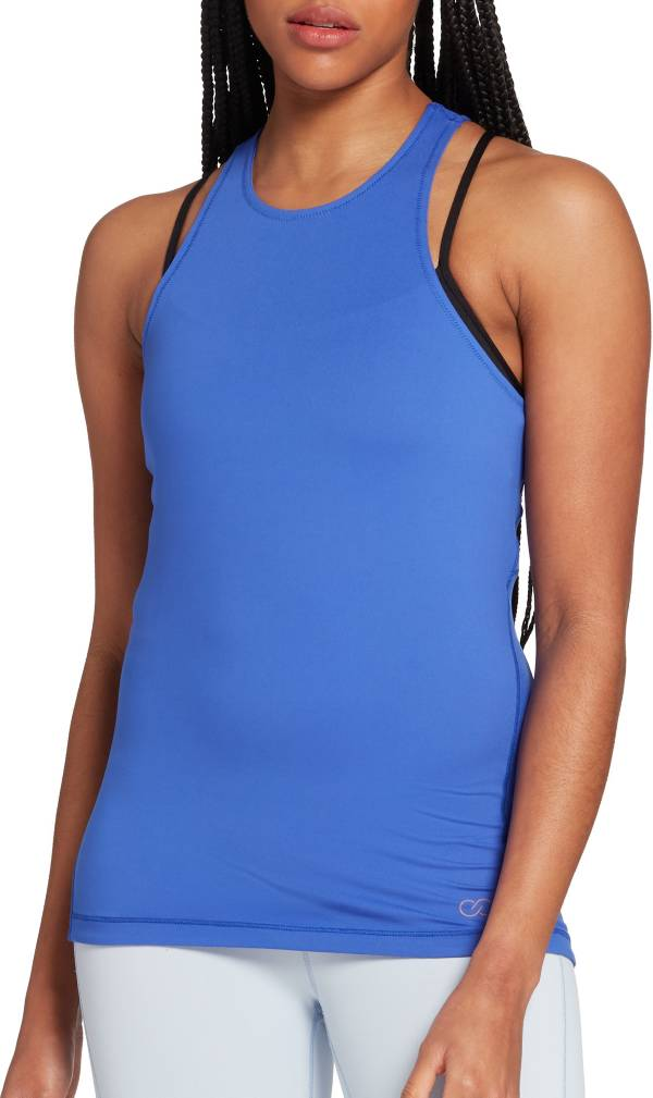CALIA by Carrie Underwood Women's Keyhole Back Tank Top product image