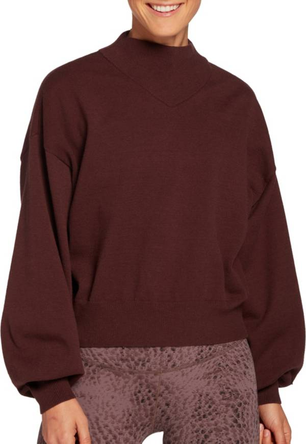 CALIA by Carrie Underwood Women's Mock Neck Sweater product image