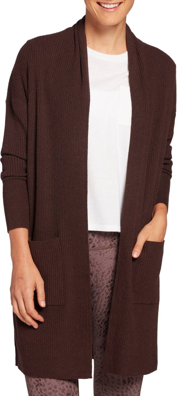 CALIA by Carrie Underwood Women's Ribbed Cardigan product image