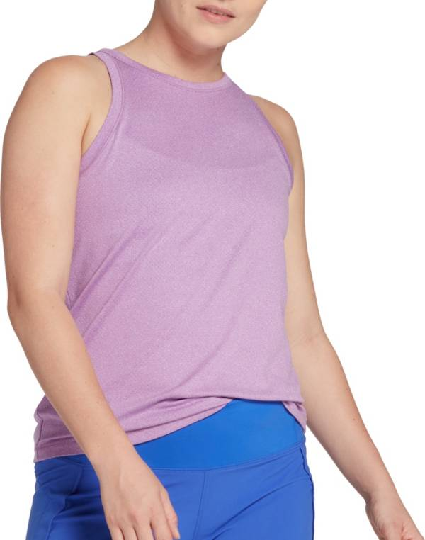 CALIA by Carrie Underwood Women's Slit Back Tank Top product image