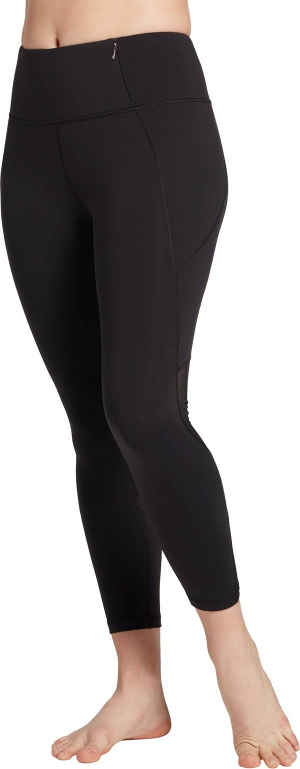 CALIA by Carrie Underwood Women's Essential Mesh Pieced 7/8 Leggings product image