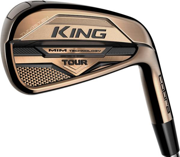 Cobra KING Tour MIM Copper Custom Irons product image
