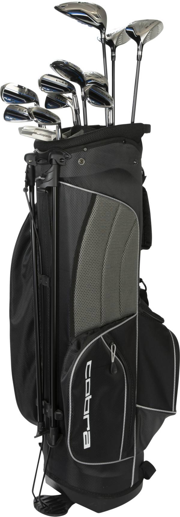 Cobra FLY-XL 13-Piece Complete Set with Stand Bag – (Graphite) product image