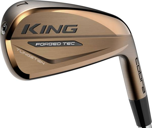 Cobra KING Forged Tec Copper Irons – (Steel) product image
