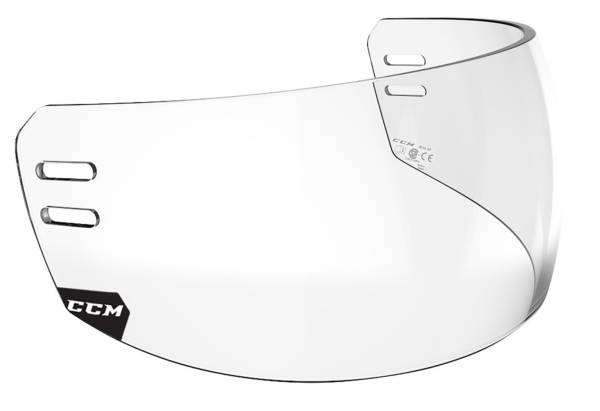 CCM VR14 Straight Certified Visor product image