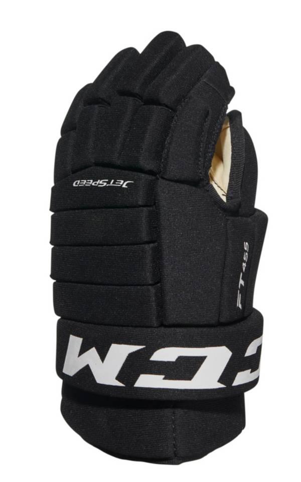 CCM Senior Jet Speed 455 Ice Hockey Gloves product image