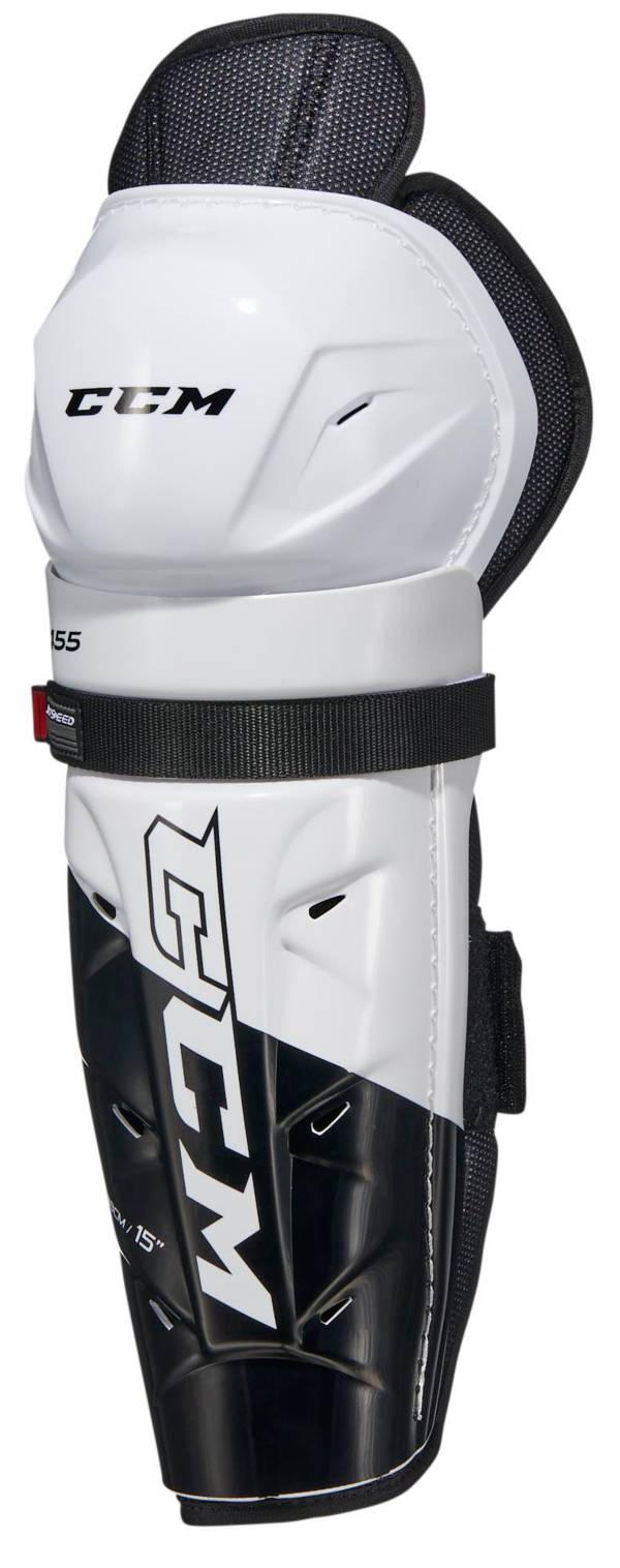 CCM Senior Jet Speed 455 Ice Hockey Shin Guards product image