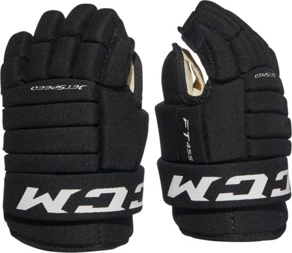 CCM Youth Jetspeed 455 Hockey Gloves product image