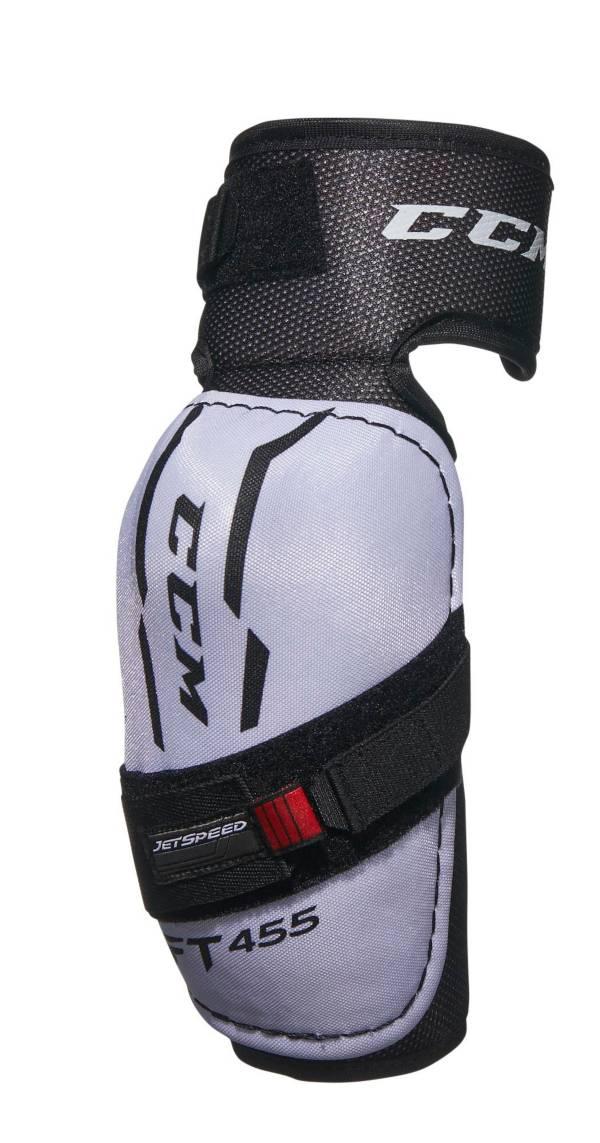 CCM Junior Jetspeed 455 Ice Hockey Elbow Pads product image