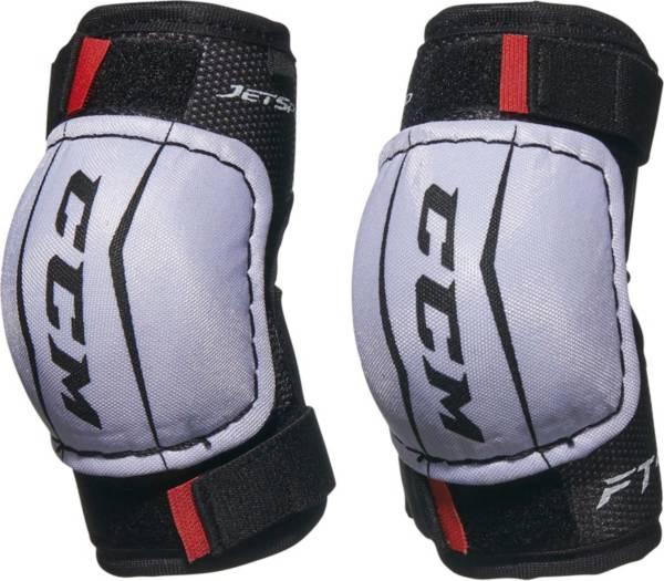 CCM Youth JetSpeed 455 Hockey Elbow Pads product image