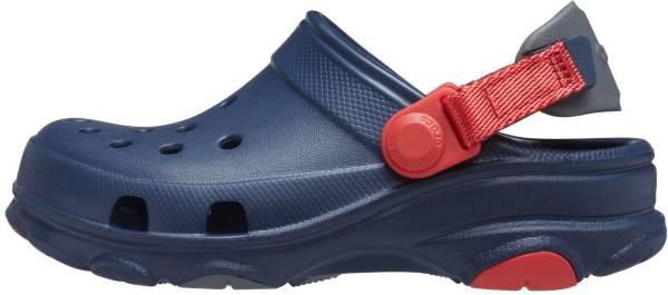 Crocs Kids' Classic All-Terrain Clogs product image