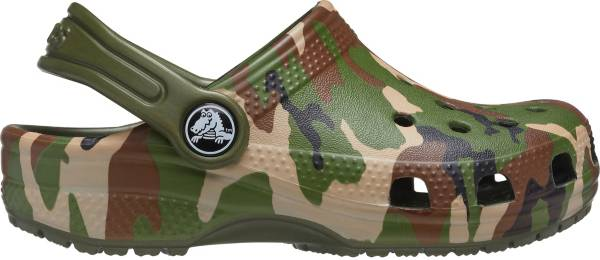 Crocs Kids' Printed Army Clogs product image