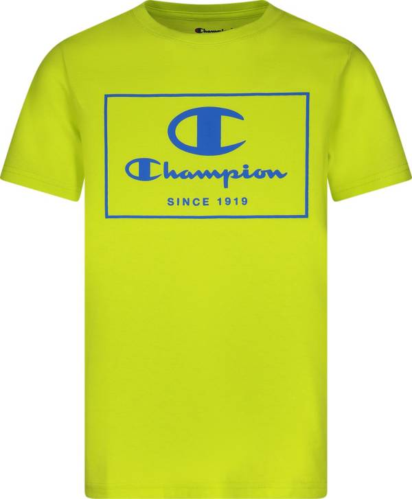 Champion Boys' Boxed Graphic T-Shirt product image