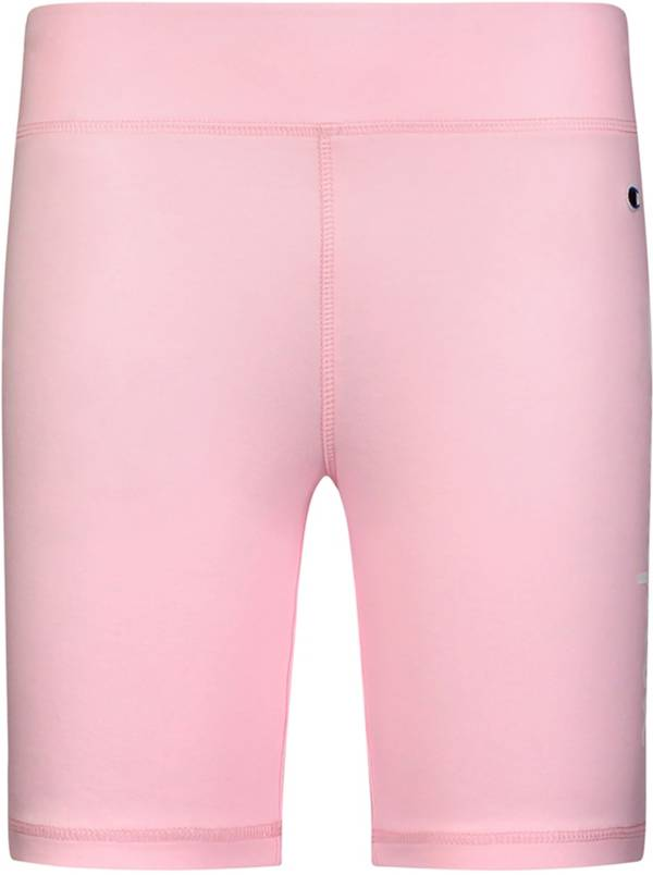 Champion Girls' Vertical Logo Bike Shorts product image