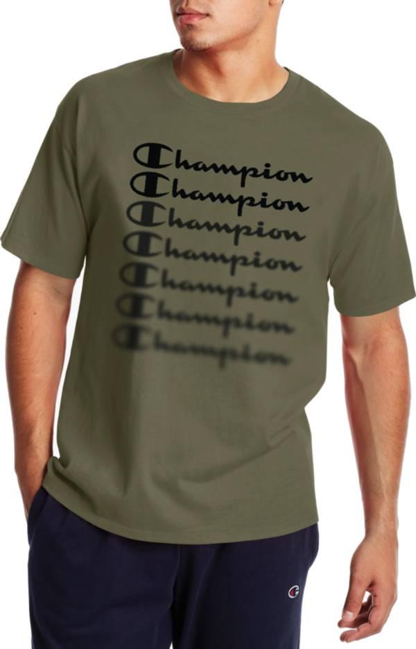 Champion Men's Multiple Script Graphic T-Shirt product image