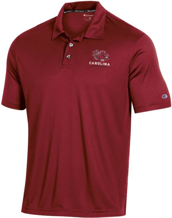 Champion Men's South Carolina Gamecocks Garnet Performance Polo product image