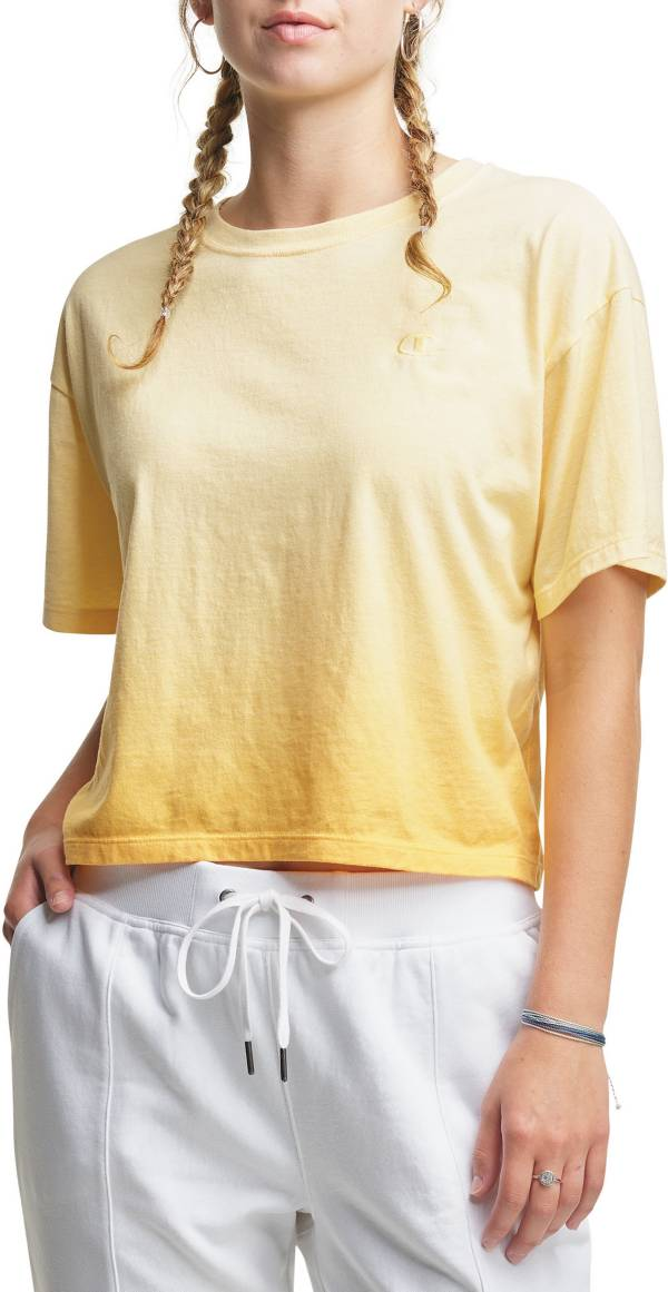 Champion Women's Ombre The Cropped T-Shirt product image