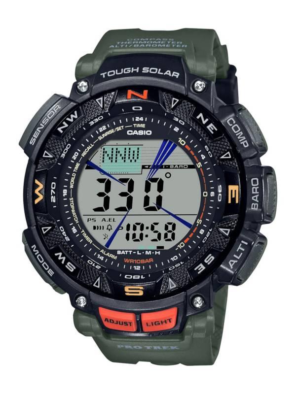 Casio ProTrek Solar Triple Sensor Watch product image