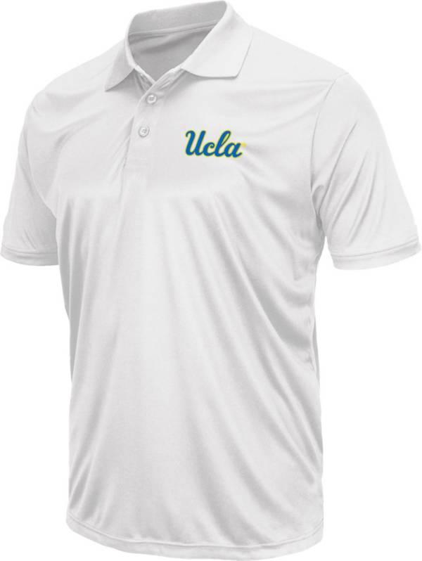 Colosseum Men's UCLA Bruins White Polo product image
