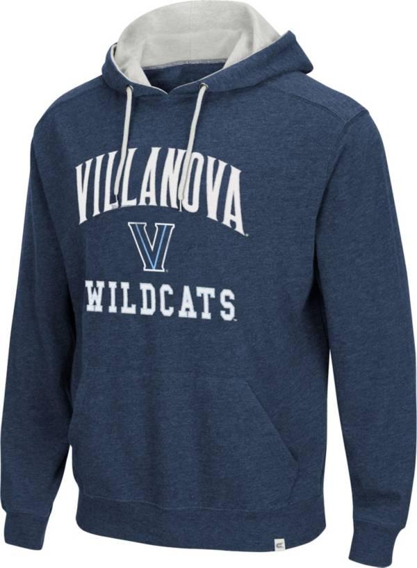 Colosseum Men's Villanova Wildcats Navy Pullover Hoodie product image
