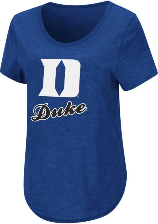 Colosseum Women's Duke Blue Devils Duke Blue T-Shirt product image