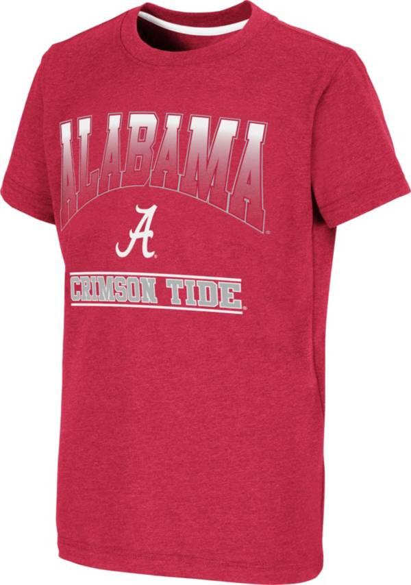 Colosseum Youth Alabama Crimson Tide Crimson Toffee T-Shirt product image