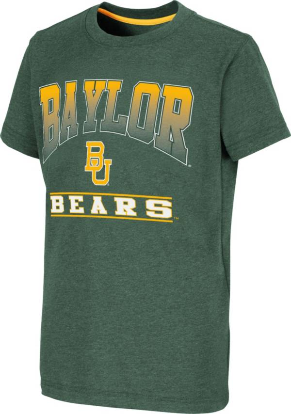 Colosseum Youth Baylor Bears Green Toffee T-Shirt product image