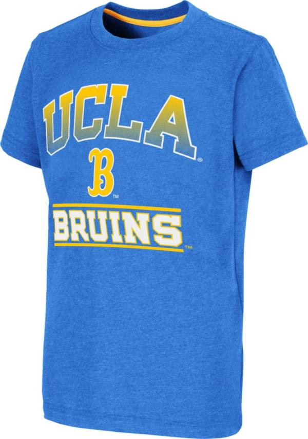 Colosseum Youth UCLA Bruins True Blue Toffee T-Shirt product image