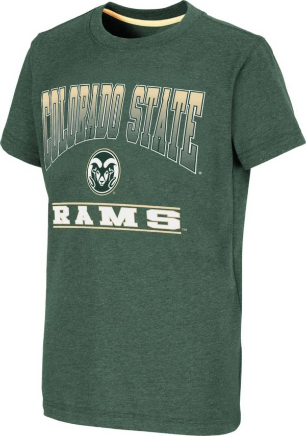 Colosseum Youth Colorado State Rams Gren Toffee T-Shirt product image