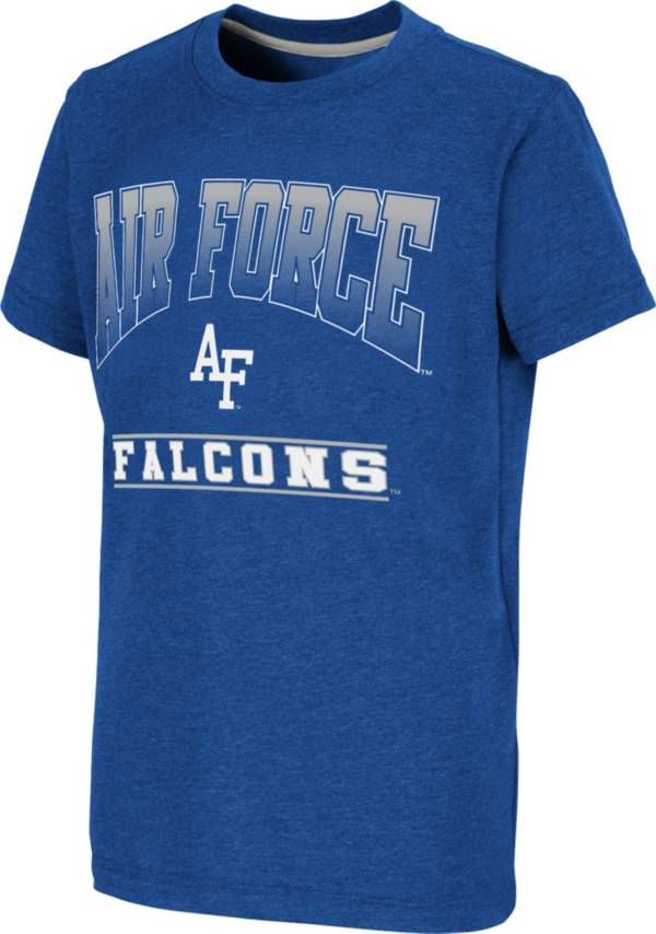 Colosseum Youth Air Force Falcons Blue Toffee T-Shirt product image
