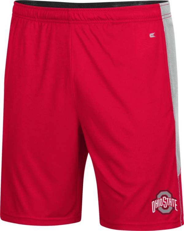 Colosseum Youth Ohio State Buckeyes Scarlet Jigawatts Shorts product image