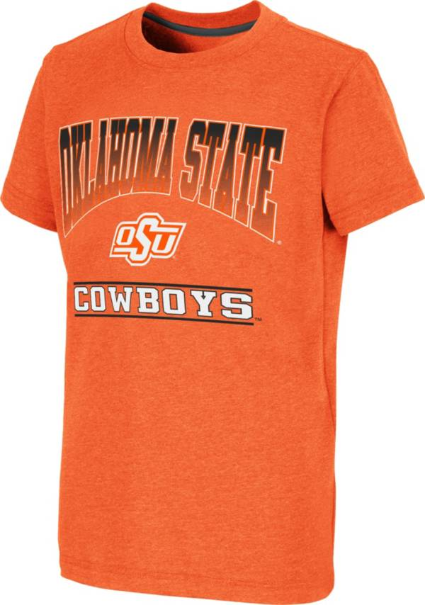 Colosseum Youth Oklahoma State Cowboys Orange Toffee T-Shirt product image