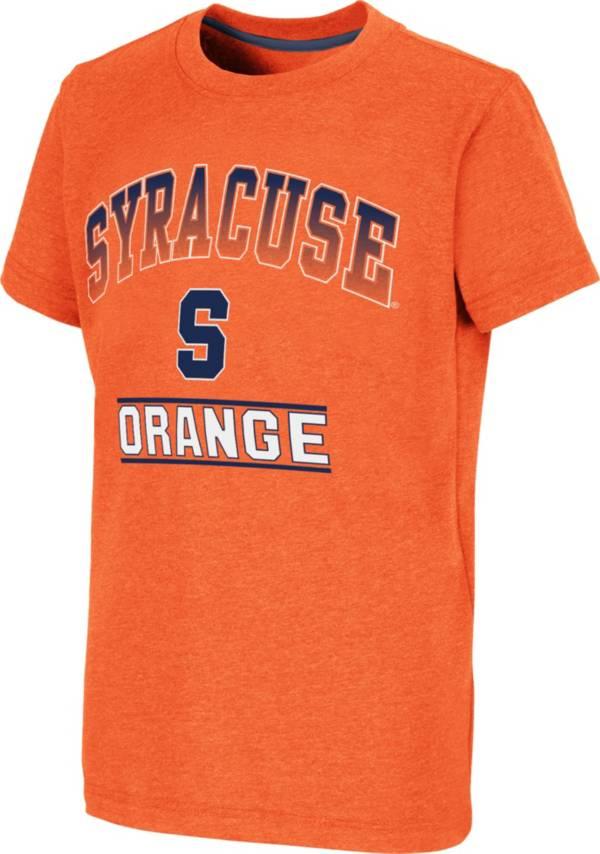 Colosseum Youth Syracuse Orange Orange Toffee T-Shirt product image