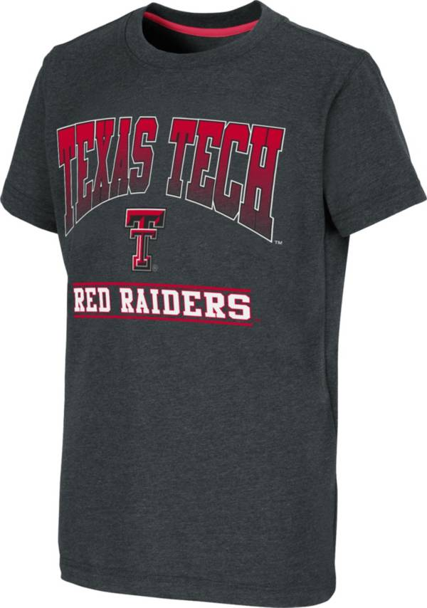 Colosseum Youth Texas Tech Red Raiders Black Toffee T-Shirt product image