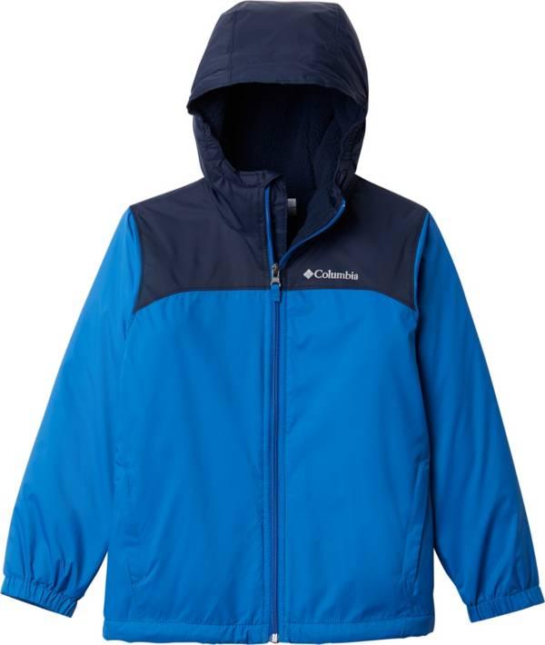 Columbia Boys' Glennaker Sherpa Lined Rain Jacket product image