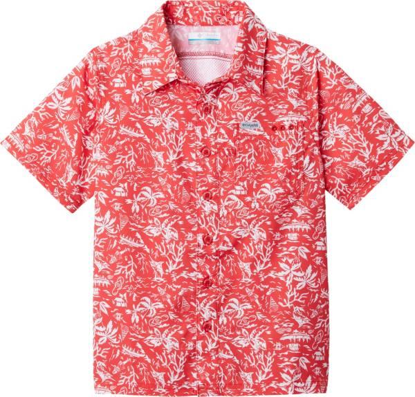 Columbia Boy's Slack Tide Short Sleeve Camp Shirt product image