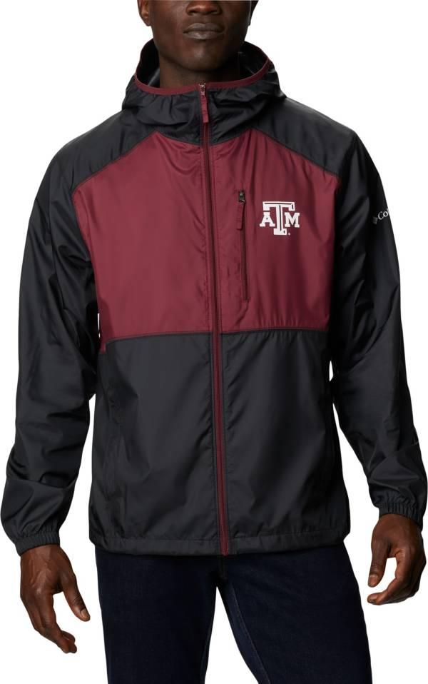Columbia Men's Texas A&M Aggies Black Flash Forward Full-Zip Jacket product image