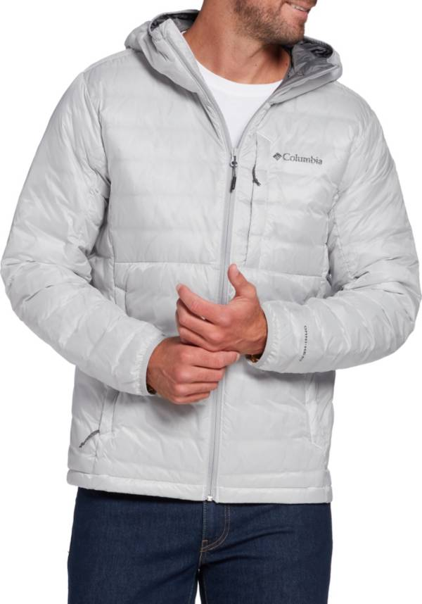 Columbia Men's Infinity Summit™ Double Wall™ Down Hooded Jacket product image