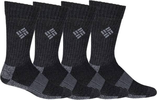 Columbia Men's Moisture Control Crew Socks - 4 Pack product image