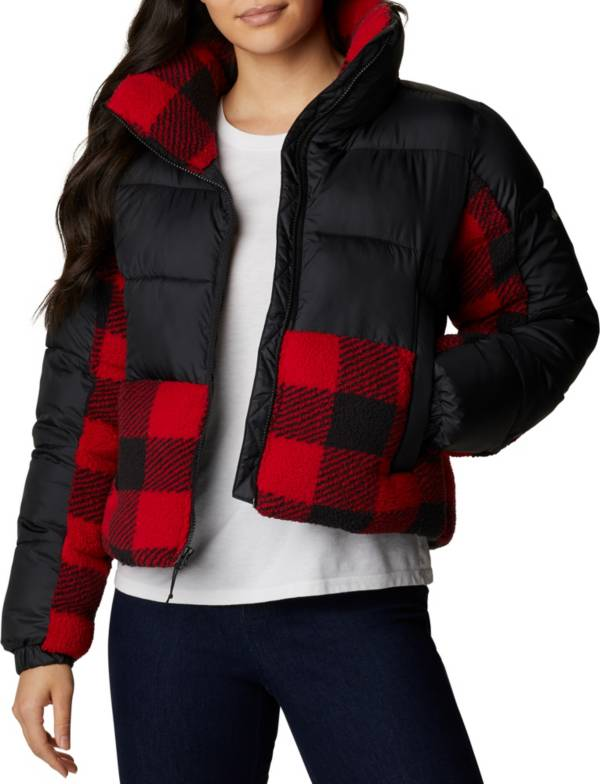 Columbia Women's Leadbetter Point Sherpa Hybrid Jacket product image