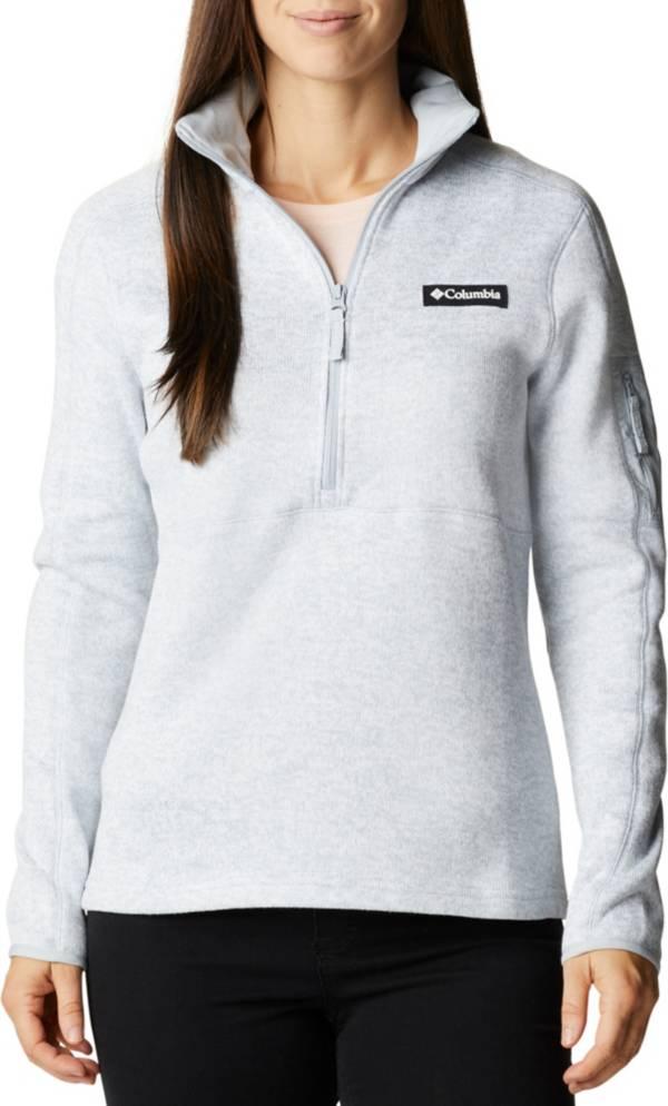 Columbia Women's Sweater Weather 1/2 Zip Fleece Pullover product image