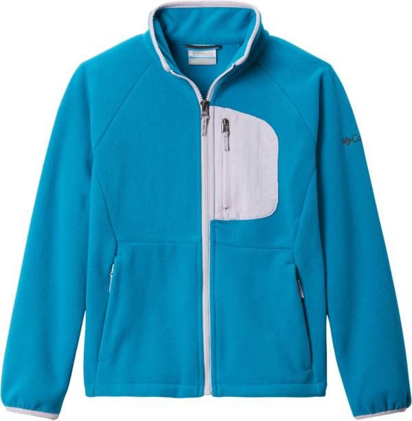 Columbia Youth Fast Trek III Fleece Full Zip Fleece product image