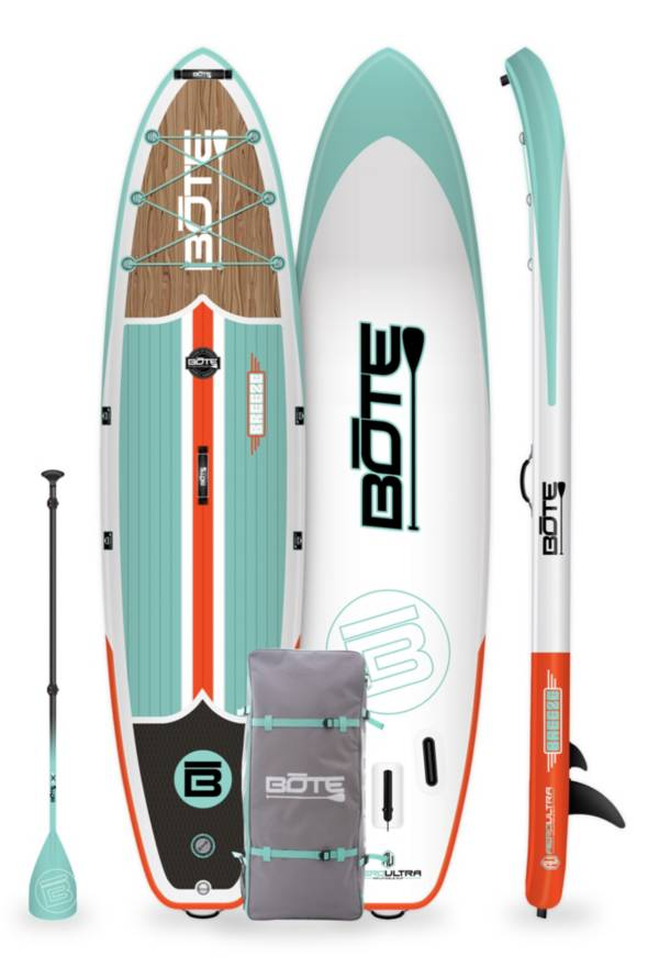"""BOTE Breeze Aero 11'6"""" Inflatable Stand-up Paddle Board Set product image"""