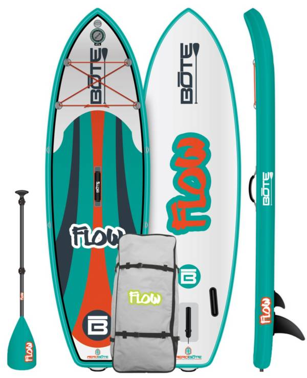 BOTE Breeze Flow Kids' Inflatable Stand-up Paddle Board Set product image