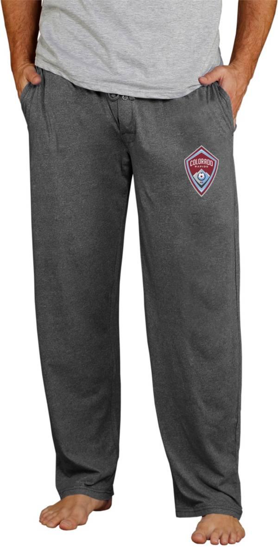 Concepts Sport Men's Colorado Rapids Quest Charcoal Knit Pants product image