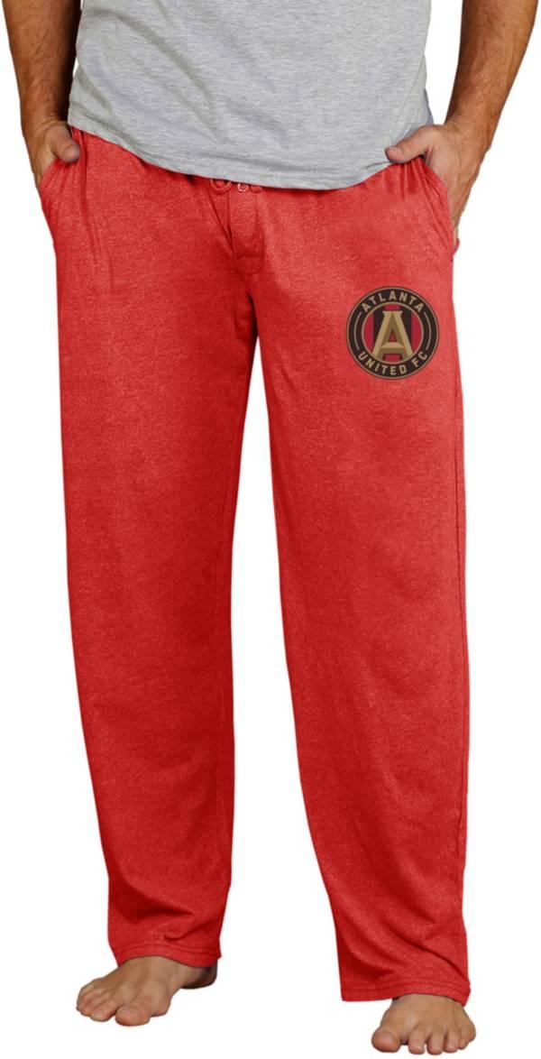 Concepts Sport Men's Atlanta United Quest Red Knit Pants product image