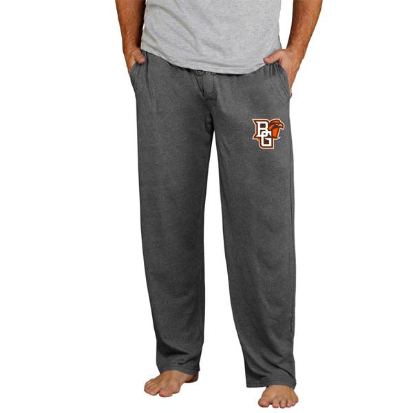 Concepts Sport Men's Bowling Green Falcons Grey Quest Jersey Pants product image