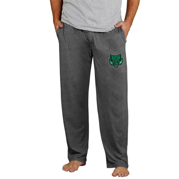 Concepts Sport Men's Binghamton Bearcats Grey Quest Jersey Pants product image